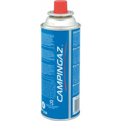 Campingaz Kartusche CP 250 Ventilkartusche mit Isobutangas Nettogewicht: 220 g