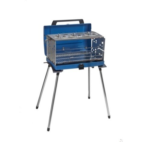 Campingaz Koffergasgrill 200 SGR, Grill, blau/silber