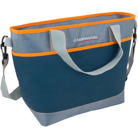 Campingaz Shopping Kühltasche Tropic 19L, blau/orange