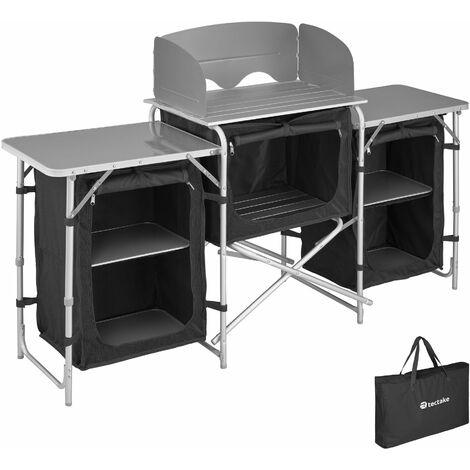 Campingküche 172x52x104cm - Outdoorküche, Campingschrank, Campingausstattung