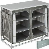 Campingküche 97x47,5x78cm - Outdoorküche, Campingschrank, Campingausstattung