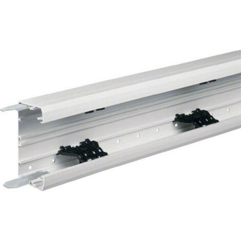 Canal dallège Hager BRN7013019010 (L x l x h) 2000 x 130 x 67 mm blanc pur (RAL 9010) 1 pc(s)