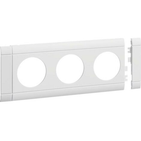 Canal dallège Hager GB080309010 GB080309010 partie supérieure blanc pur (RAL 9010) 1 pc(s)