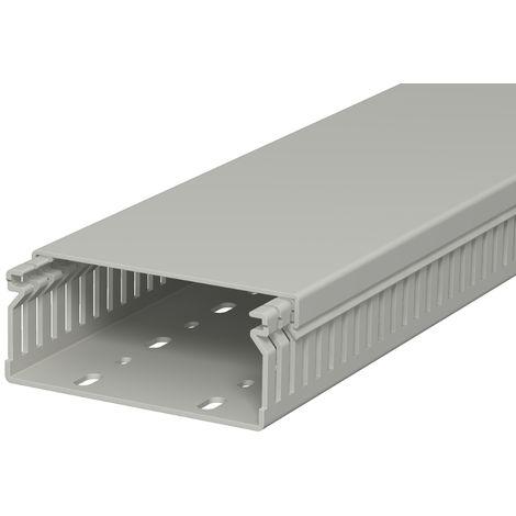 Canal de cuadro, 40x100x2000, PVC, gris pi OBO 6178018