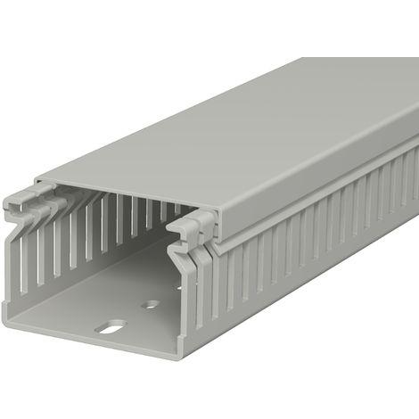 Canal de cuadro, 40x60x2000, PVC, gris pie OBO 6178014