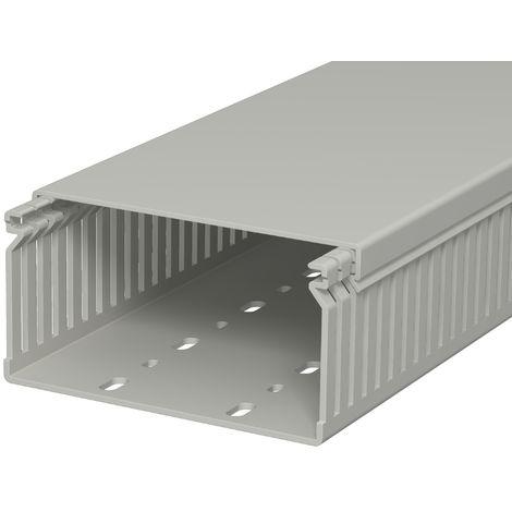 Canal de cuadro, 60x120x2000, PVC, gris pi OBO 6178039
