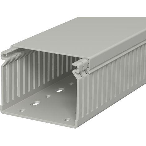 Canal de cuadro, 60x80x2000, PVC, gris pie OBO 6178035