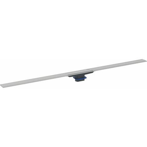 Canal de ducha CleanLine60 de Geberit, para revestimientos de suelos finos, longitud 30-90cm (se puede cortar a medida) - 154.458.00.1
