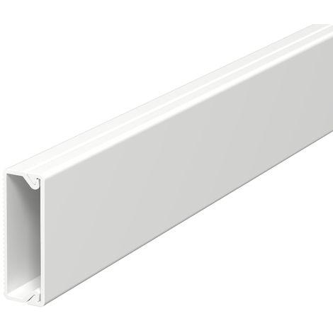Canal para pared y techo con perforaciónes en la base WDK100 OBO 6150780