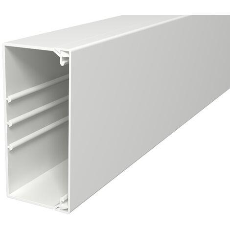 Canal para pared y techo con perforaciónes en la base WDK601 OBO 6191223