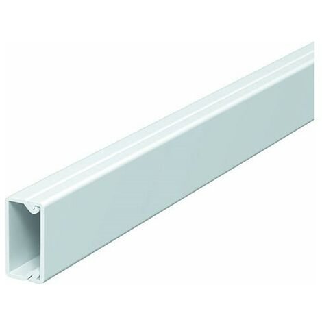 Canaleta blanca 2 metros 10x20mm Obo Bettermann