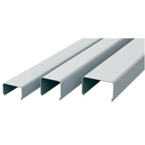 Canaleta protección tuberías 60x70