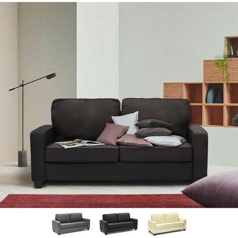 canap 2 places en tissu pour salon et salle d 39 attente. Black Bedroom Furniture Sets. Home Design Ideas