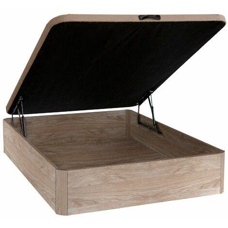 Canapé abatible 3D EBRO cambrian alta capacidad   Dimensiones : 135 cm. x 190 cm.