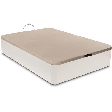 Canape abatible Plus air - Blanco - 90x180