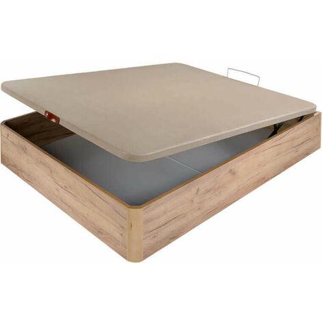 Canapé abatible madera chep 3D transpirable altura 34 cm