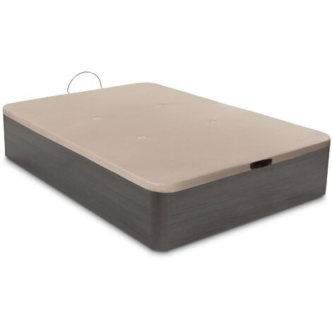 Canape abatible Plus air - Ceniza