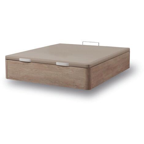 Canapé Fénix de Madera Gran capacidad Cambrian 150x200 cm - Montaje a domicilio Gratis