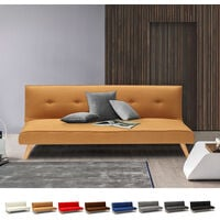 conforama canape lit clic clac 2 places prix mini. Black Bedroom Furniture Sets. Home Design Ideas