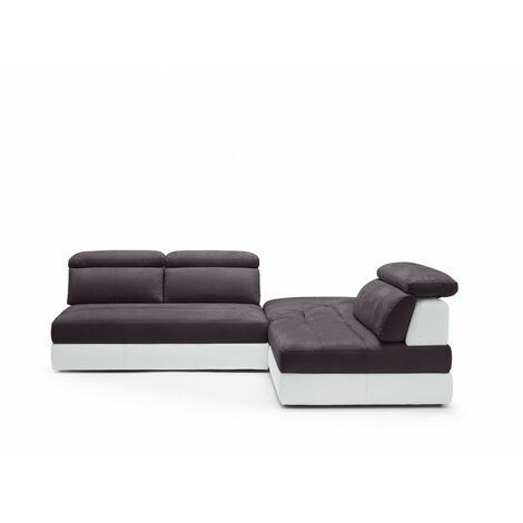 Canapé modulable Haute Couture MOSAICO avec têtières