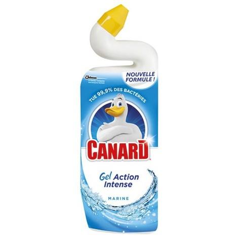 CANARD WC - Nettoyant 3 en 1 - fraicheur marine - 750 mL