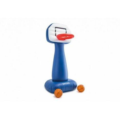 Canasta Piscina 104X97X208Cm Hinchable Intex Baloncesto