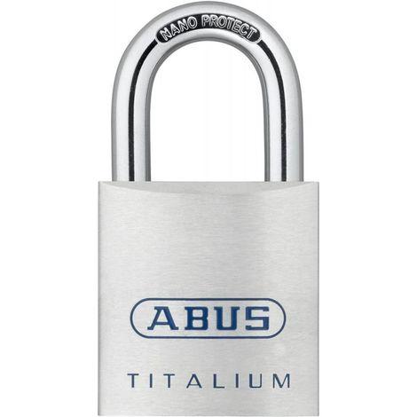 Candado 80TI/50 con 2 llaves ABUS