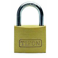 Candado Laton Economico - TIFON - TF25 - 25 MM