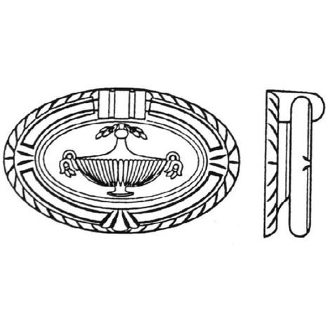 Candado rectangular - varias tallas disponibles