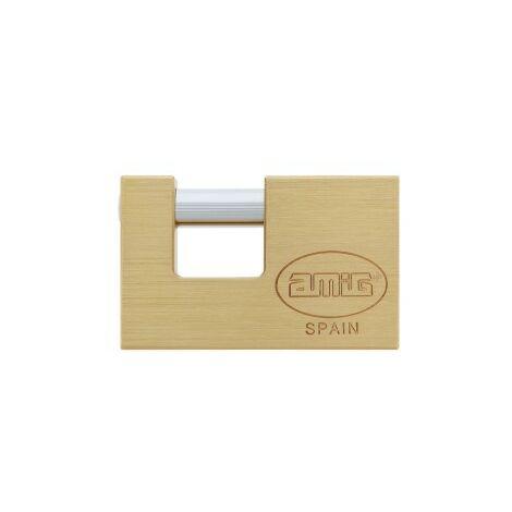 Candado seguridad laton 2001/60 llaves iguales
