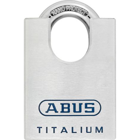 Candado Titalium Arco Protegid 50 MM - ABUS - 96CSTI/50