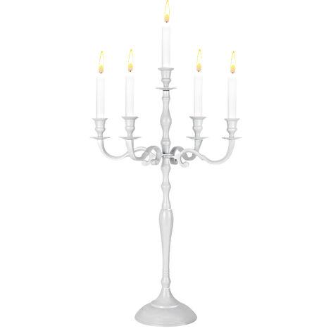 """main image of """"Candelabra Candlestick Holder 1 3 5 Armed Wedding Dinner Candle Stick"""""""