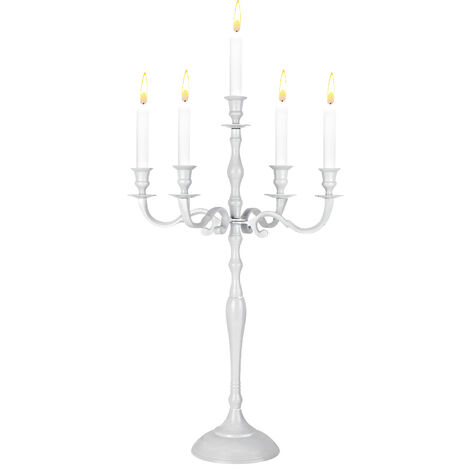 Candelabra Candlestick Holder 1 3 5 Armed Wedding Dinner Candle Stick