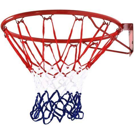 """main image of """"Canestro Basket Regolamentare 46 Cm 18"""" Con Rete E Kit Montaggio Dunlop"""""""