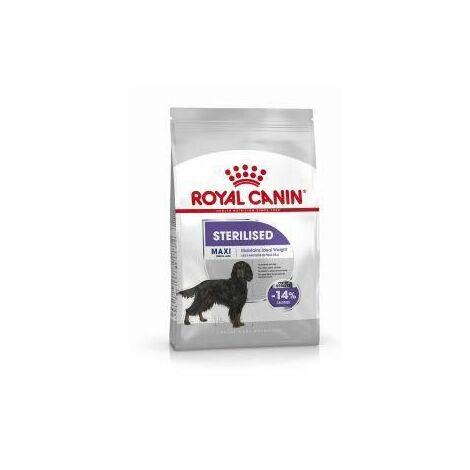 Canine care nutrition wet - maxi sterilised 9kg