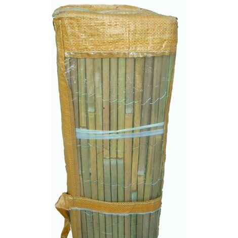 """main image of """"canisse bambou fendue 1m x 5m"""""""