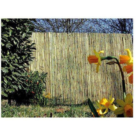 canisse bambous fendus' meditrrranee' 2 m x 5 m