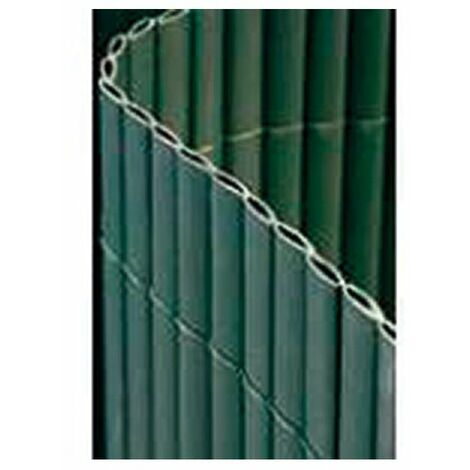 Canisse plastic ovale vert df 1x3m ref.345100-3