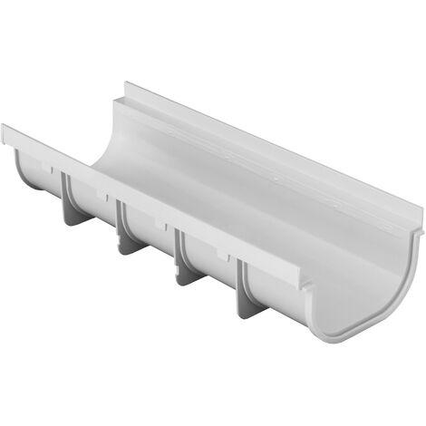 Caniveau PVC Pratiko Série 200 BAS - 200x500mm - Profondeur 115mm