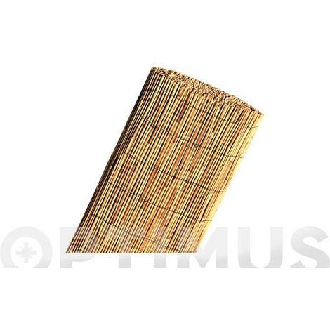 Cañizo bambú pelado 1 x 5 M