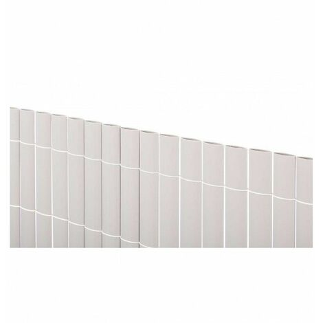 CAÑIZO DE PVC BLANCO DOBLE CARA 1350 GRAMOS 1 ,5 X 3 METROS MODELO 2020