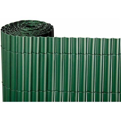 Cañizo de PVC Simple Cara 900gr/m2 - Verde Oscuro - Largo: 3 metros