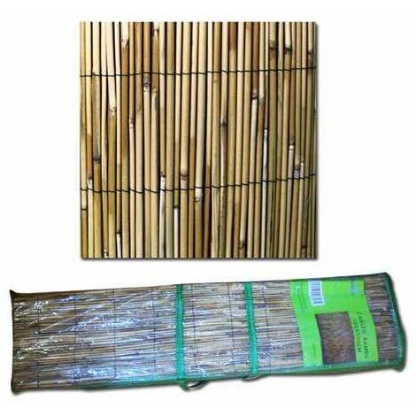 "main image of ""Cañizo Media Caña Bambu 200 (5 M."""