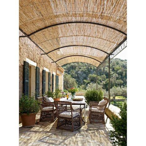 """main image of """"Cerramientos de Bambú"""""""