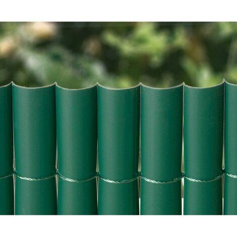 Cañizo Pvc 1 Cara Verde 900Gr/3 1X3 Metros NOVEDAD 2020