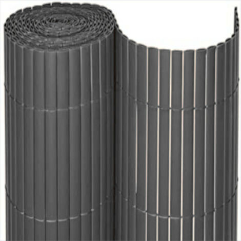 "main image of ""CAÑIZO PVC DOBLE CARA 13MM VERDE 1,5X3M"""