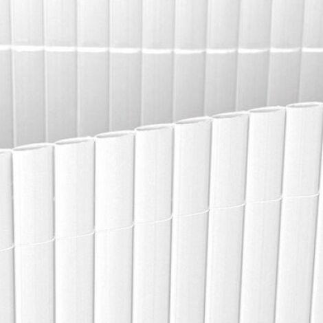 Cañizo PVC doble cara blanco 12mm