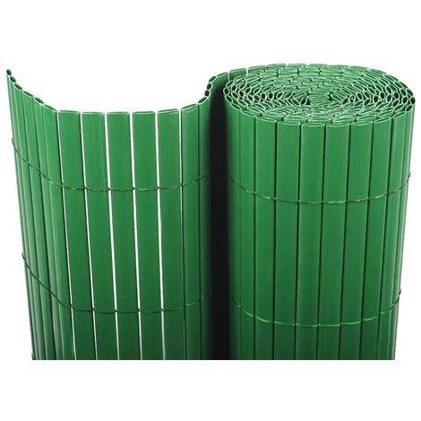 MUGAR Cañizo PVC Doble Cara Verde 3 Metro 1x3m1x3m