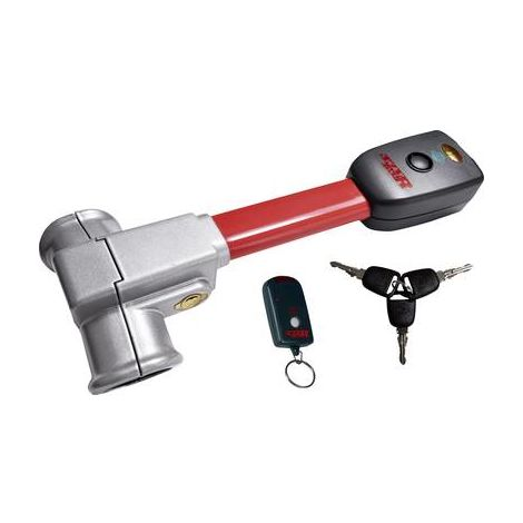 Canne antivol pour volant Betec Antivol SWAT Lock-R Pro-S 8001102 jaune avec télécommande 1 pc(s)