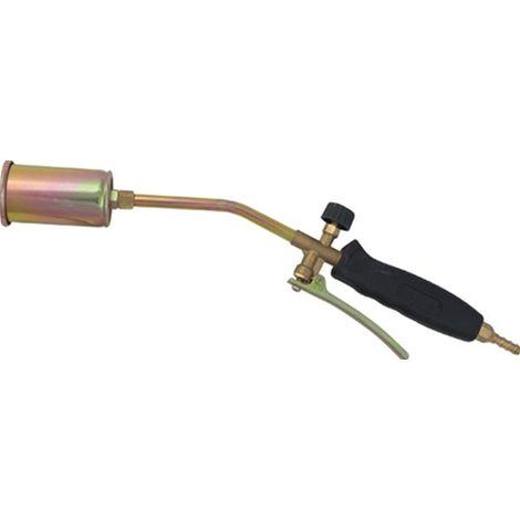 Cannello Gas Maurer senza Leva lunghezza 35 cm Ø becco 45 mm